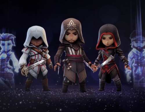 Assassin's Creed Rebellion Free-To-Play Strategy RPG Now Available On iOS And Android