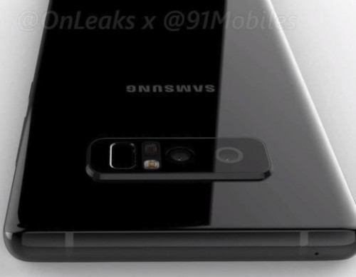 New Samsung Galaxy Note 8 Leak Reveals Amazing Specs As Expected