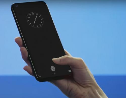 Vivo Beats Apple With Its Advanced Fingerprint Sensors By Qualcomm