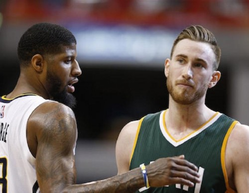 Celtics Eyeing To Sign A Deal For Gordon Hayward and Paul George