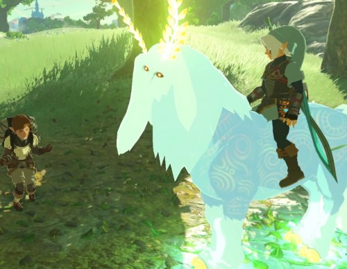 Zelda: Breath Of The Wild Latest Update: New DLC Features Exploration And Survival
