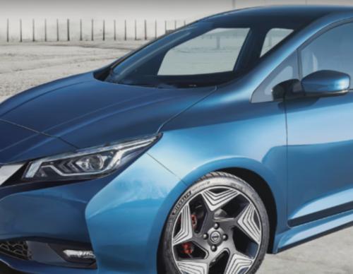 2018 Nissan Leaf Slated To Debut On September 6