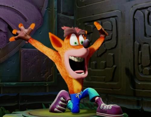 Crash Bandicoot Crashes Horizon Zero Dawn In UK Sales Chart In Its First Week