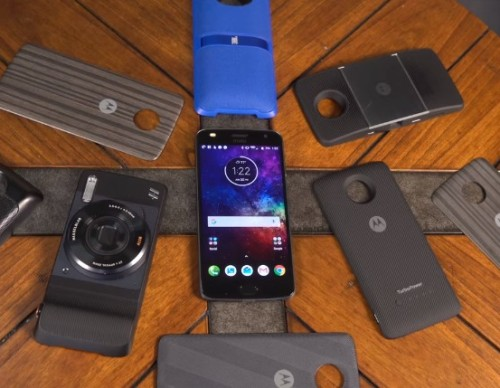 Motorola Adds 12 New Moto Mods To Its Lineup Including A 360-Degree Camera And DSLR Mods