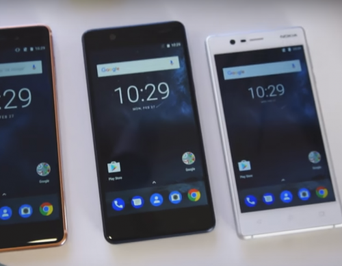 Nokia's 3, 5, 6 Coming To The UK, Release Dates And Price Confirmed