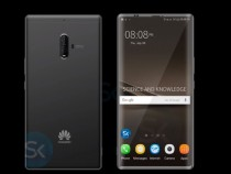 Huawei Mate 10 With Bezel-Less Display And Facial Recognition To Be Unveiled In October