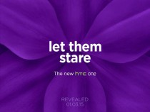 HTC teases 'new HTC One' unveiling on March 1, 2015