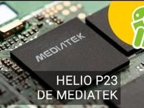 Mediatek Helio P23 and Helio P30