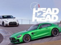 Nissan GT-R Nismo and Mercedes AMG GT-R