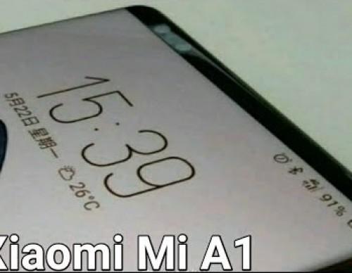 Xiaom Mi A1