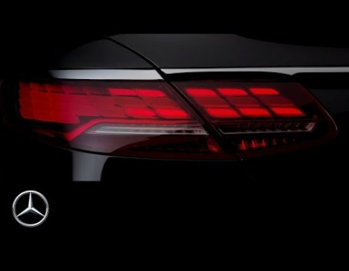 Mercedes-Benz Reveals The 2018 S-Class Coupe And Cabriolet