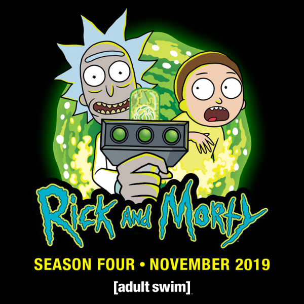 'Rick and Morty' Season 4 Release Date and a Schwifty Trailer