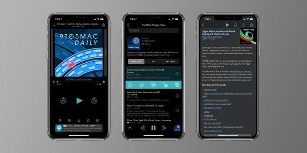 Overcast Now Supports iOS 13 Dark Theme Plus How to Automatically Switch to Light Mode