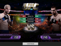 EA Sports Game: UFC