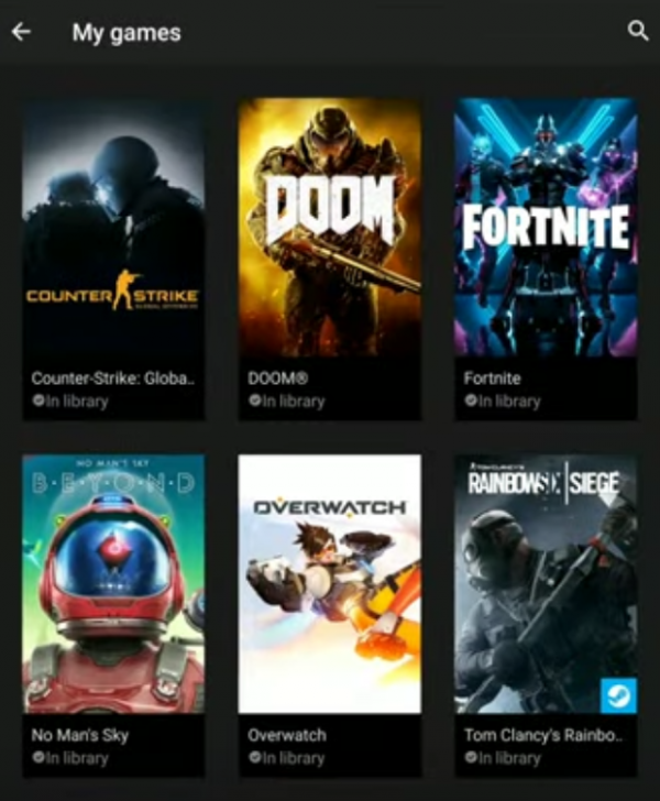 Nvidia GeForce now available on Android