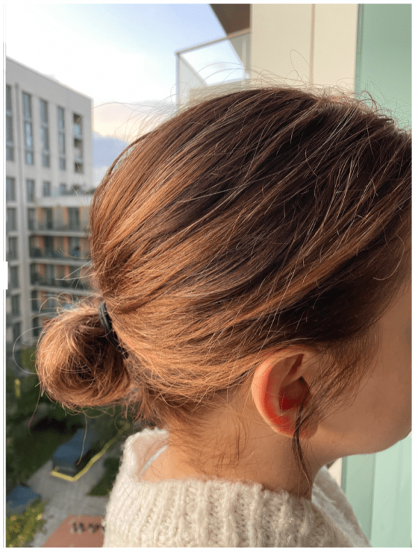 iPhone 11 Pro: Hair Details