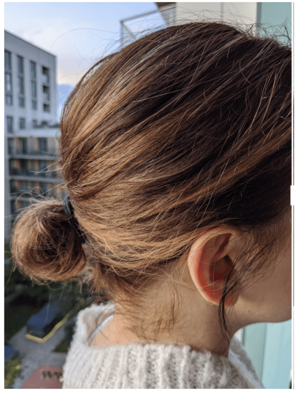 Pixel 4: Hair Details