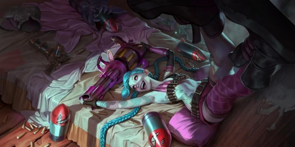 League of Legends Champion: Jinx