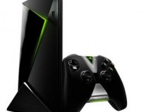 NVIDIA Shield console and controller