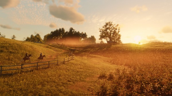 'Red Dead Redemption 2' Trailer Shows Amazing 4K60 Quality