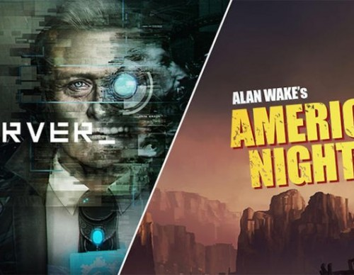 Epic Games Store Free Games: Observer and Alan Wake's American Nightmare