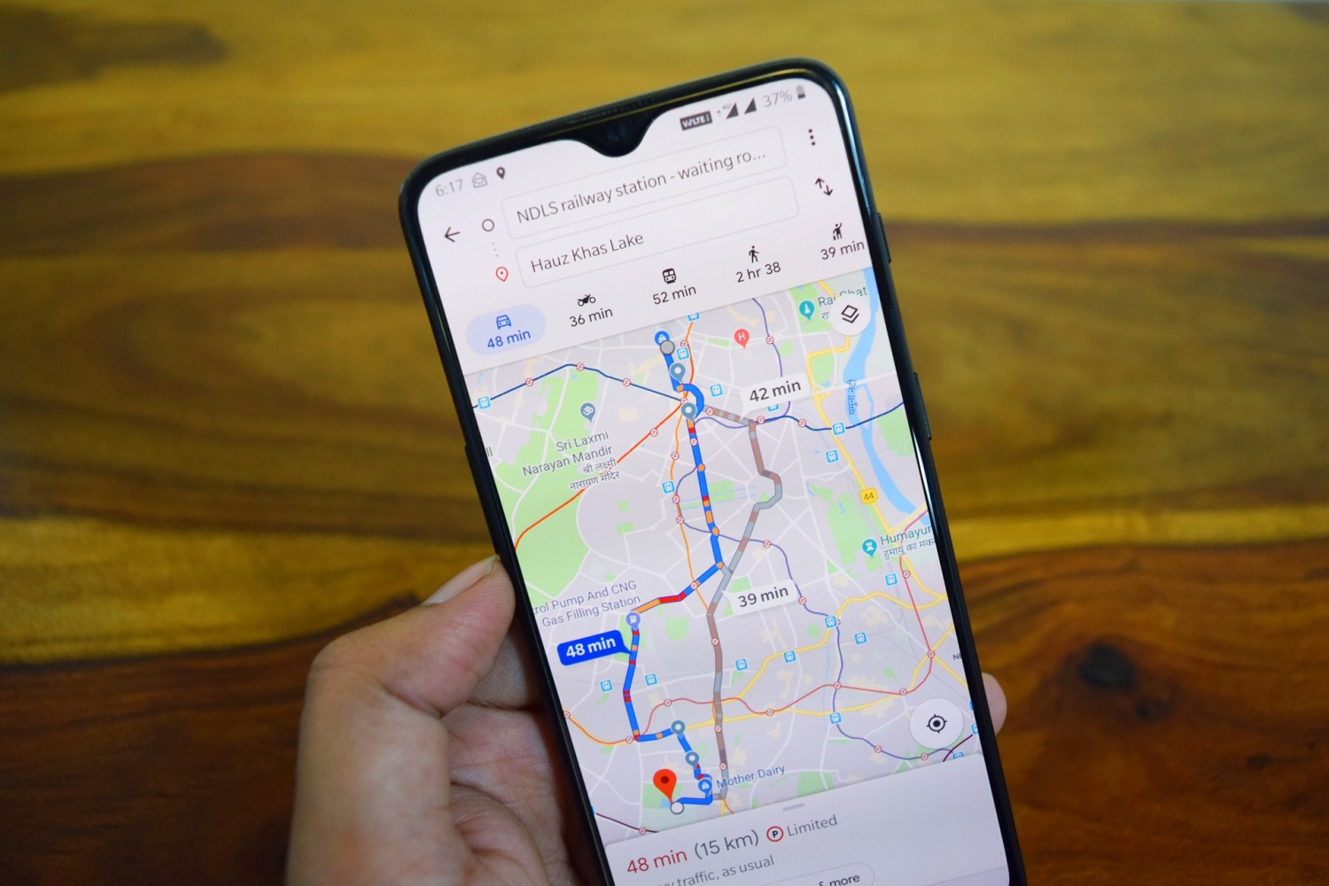 Google Maps Adds New Features and The Police may not be Happy