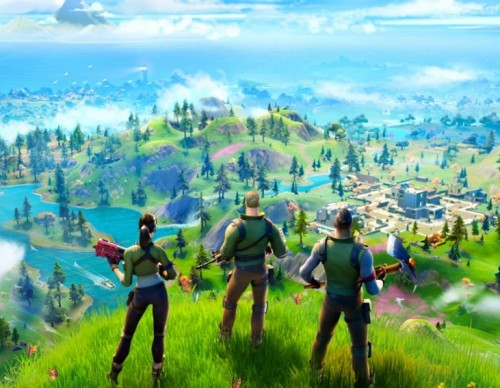 'Fortnite' Chapter 2 Tips: Mythic Goldfish Deals Massive Damage, Plus Worst Landing Areas