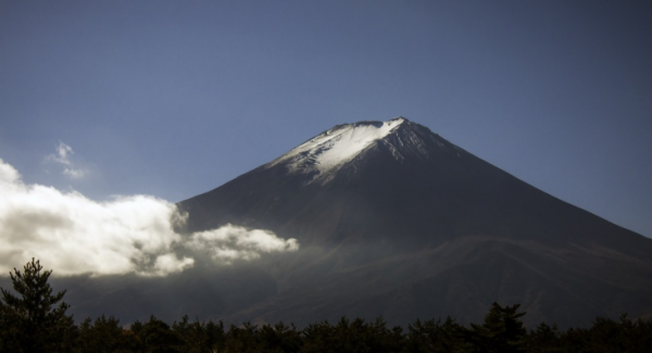 Japanes Simulation Shows The Next Mt. Fuji Volcano Eruption Could Cover Tokyo With Ashes 10 Times The Debris Cleared During The 2011 Tsunami!