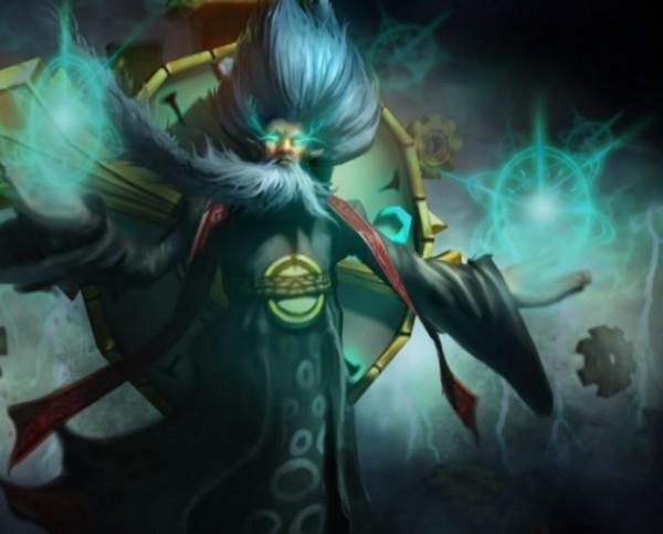 League of Legends 'Zilean'
