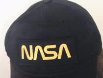 Dead 1975 NASA 'Worm' Logo Brought Back to Life on Falcon 9!