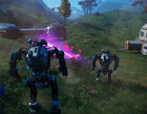 [Trailer] Battle Robots Invade Hello Games' No Man's Sky! Check Out Why This New Mech Update Is Awesome