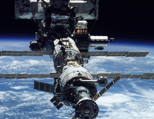 NASA's International Space Station (ISS)