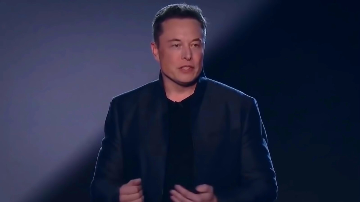 Tesla and SpaceX CEO Elon Musk
