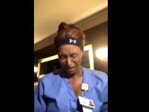 [SHOCKING VIDEO] Nurse Breaks Down And Tells The Public About The Reality of Coronavirus Deaths