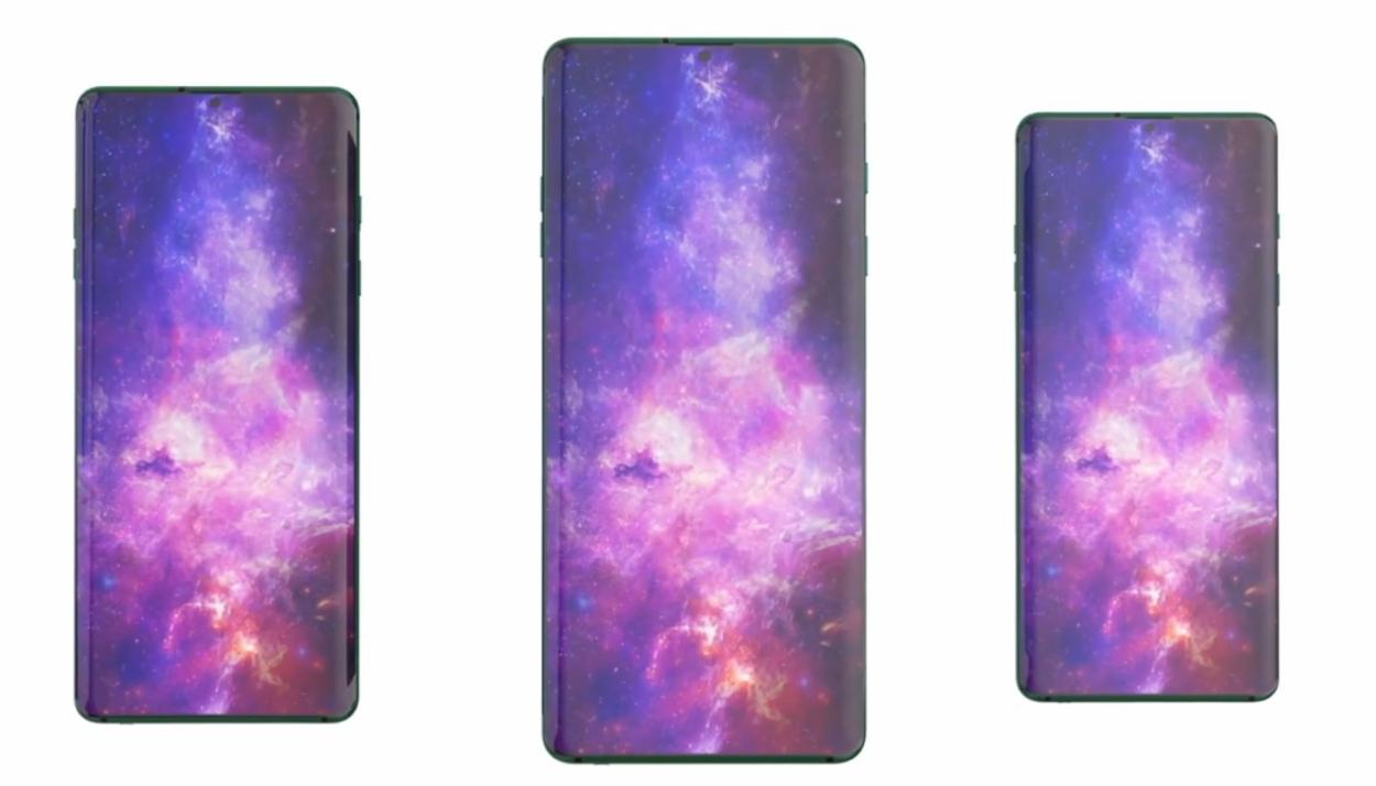 New Galaxy S21 to feature hidden selfie camera