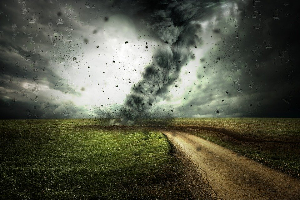 Devastating Tornadoes hit several states