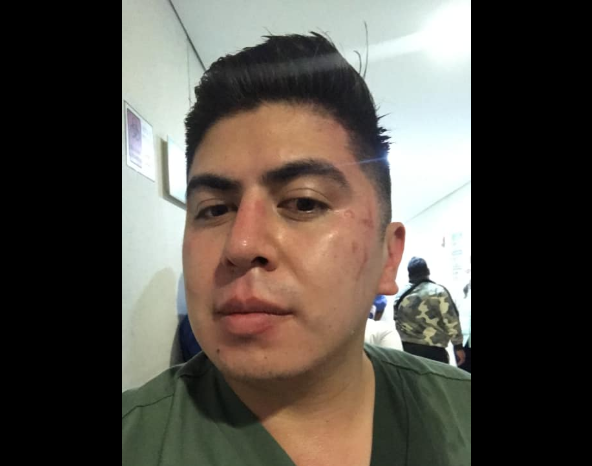 [VIDEO] Family of Deceased Coronavirus Patient Attacks Nurse After Being Prohibited To See Him