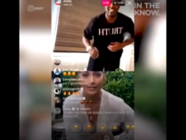 Watch! J.Lo and Diddy Virtually Danced Together to Suavamente Over Instagram For A Cause