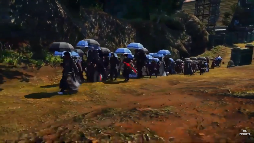 Final Fantasy Funeral Ceremony Held In-Game by Comrades of Player Who Died of COVID-19