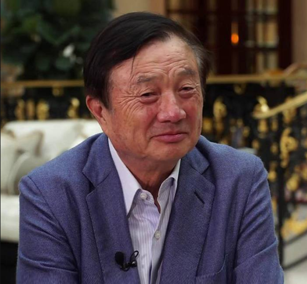"""Huawei's Founder Ren Zhengfei Says """"I'm A Pupper Leader"""" Asking to Keep a Low Profile Despite Raging Popularity"""