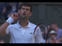 Tennis Player Novak Djokovic Sayes