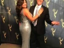 Melinda Meza and her husband Mike de Lambert
