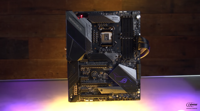 Leaks! The New ASUS ROG Maximus XII Motherboard Series Specs Have Been Leaked! Apex, Extreme, Formula, and Extreme Glacial!