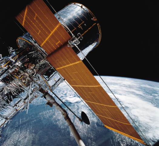 30 Years Ago during the Hubble Space Telescope Launch, NASA Astronauts were able to Fix the Space Shuttle Discovery's Major Problems