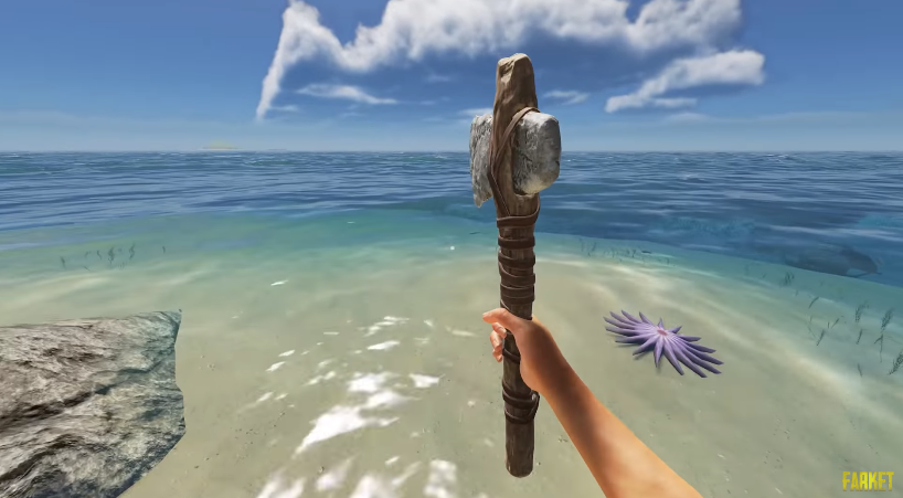 Survival Tips: How to Watch Out for Poison and Other Stranded Deep Techniques