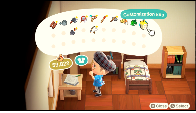 [Game Hacks] Want to Know how to Customize Furniture in Animal Crossing: New Horizons? Here's How! Warning, There's a Downside