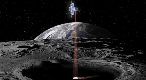 NASA's Lunar Flashlight