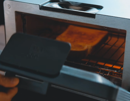 Stop Using Harmful Radiation Toasters! Balmuda's Steam-Based Toaster is Here! Would You Buy It at $329?