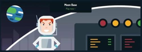 CyberStart Moon Level
