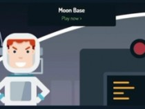 CyberStart Moon Level